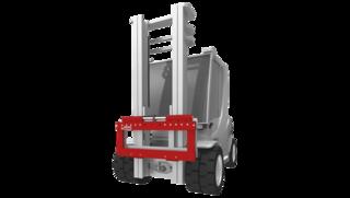 Seitenschieber Hochleistungs-Modell T151P2